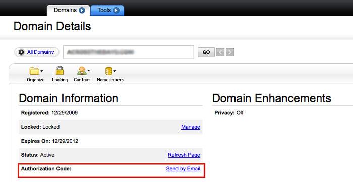 Faire pointer votre nom de domaine depuis WordPress.com vers votre nouvel hébergeur