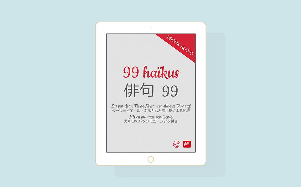 99 haïkus – couverture