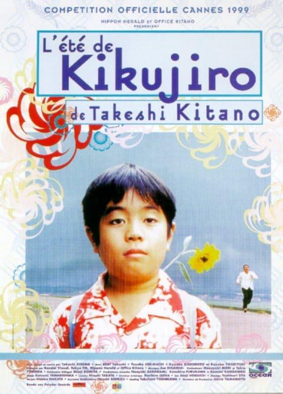 Affiche du film L'été de Kikujiro de Takeshi Kitano