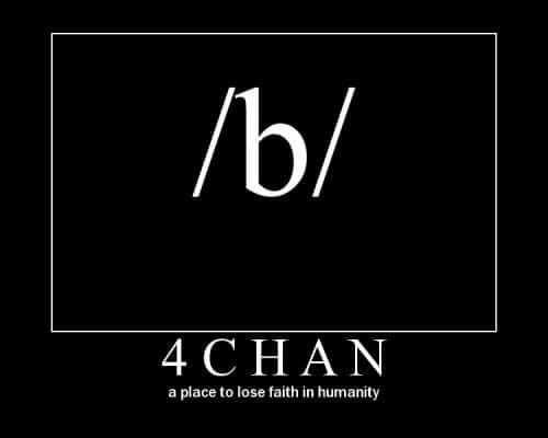 4chan /b/