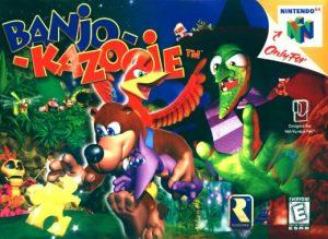 Banjo-kazooie Box