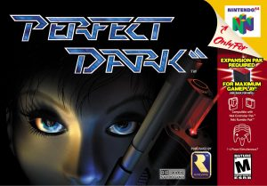 perfect dark box