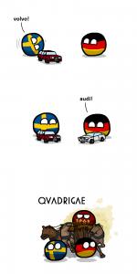 polanball qvadriga