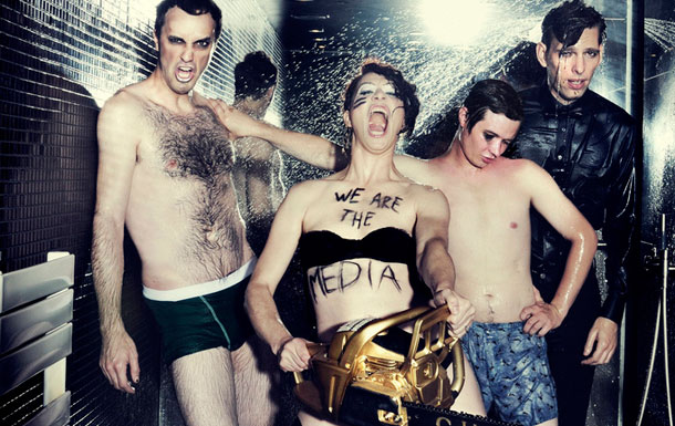 Amanda Palmer and the Grand Theft Orchestra.