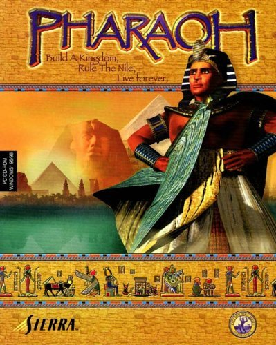 Pharaon box art