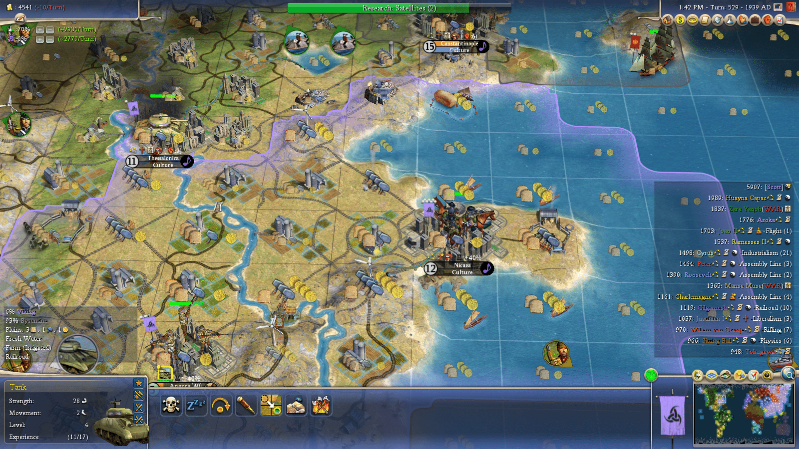 civilization 4 gameplay