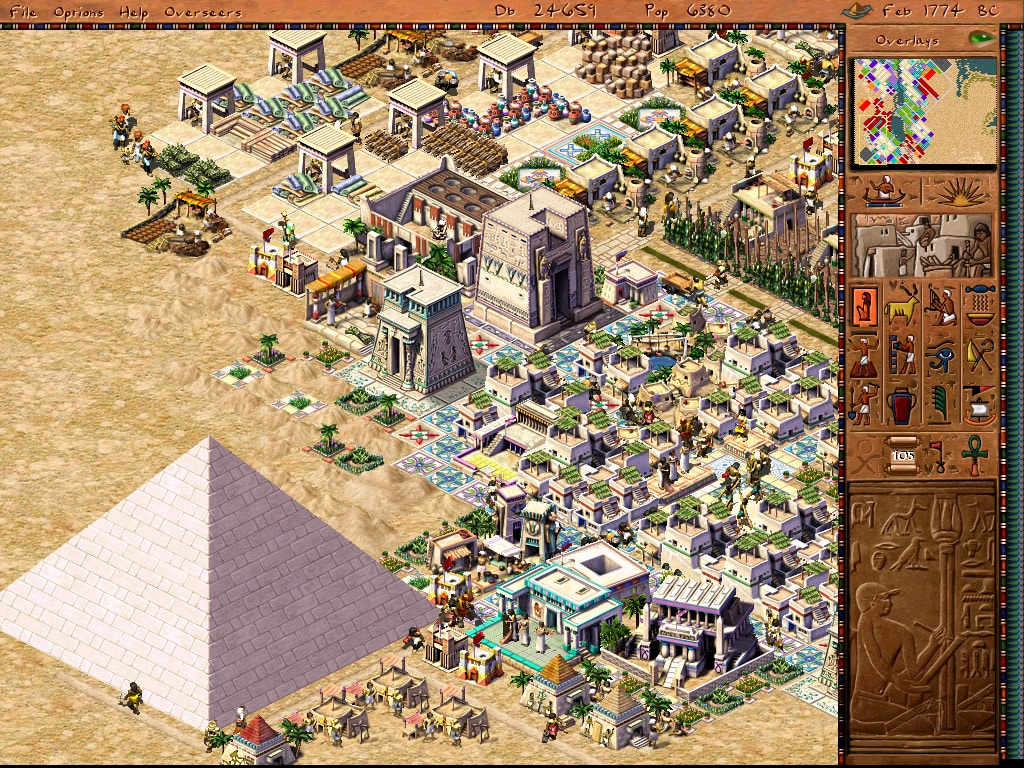 pharaon gameplay