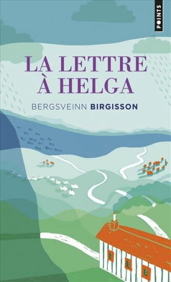La lettre à Helga de Bergsveinn Birgisson
