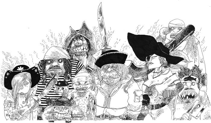 Couverture de Par bonheur, le lait - Neil Gaiman & Boulet