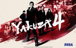 Yakuza 4 (SEGA, 2010)