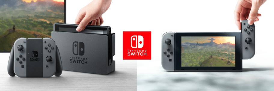 Nintendo Switch, Make Nintendo great again