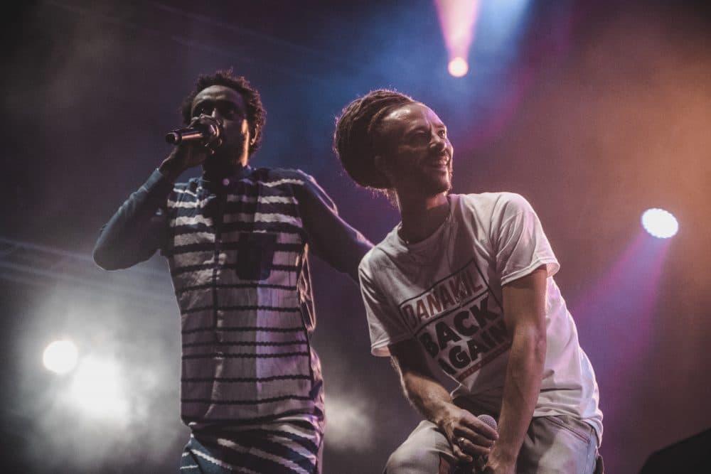 Danakil au Reggae Sun Ska 2017 – © Photo Maxime Ellies