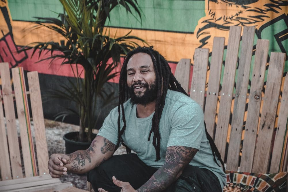 Ky-Mani Marley au Reggae Sun Ska 2017 – © Photo Maxime Ellies