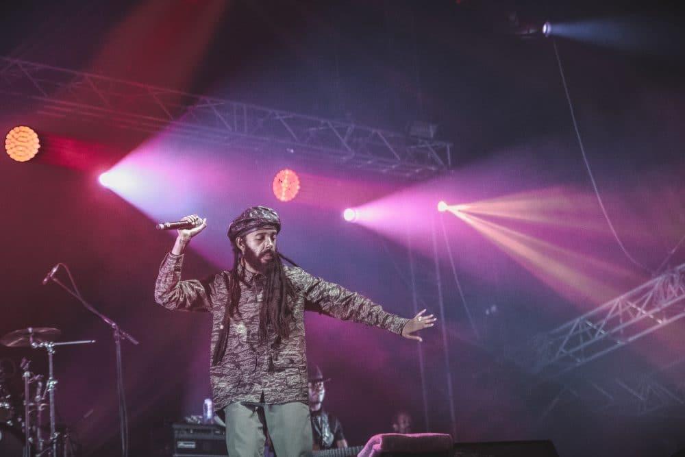 Protoje au Reggae Sun Ska 2017 – © Photo Maxime Ellies