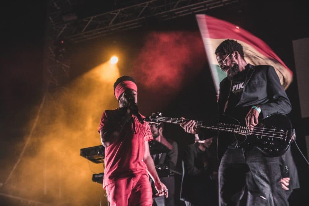 Yanis Odua au Reggae Sun Ska 2017 – © Photo Maxime Ellies