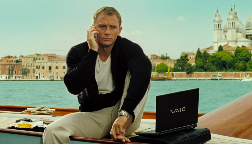 Top des films James Bond: Casino Royale de Martin Campbell, 2006