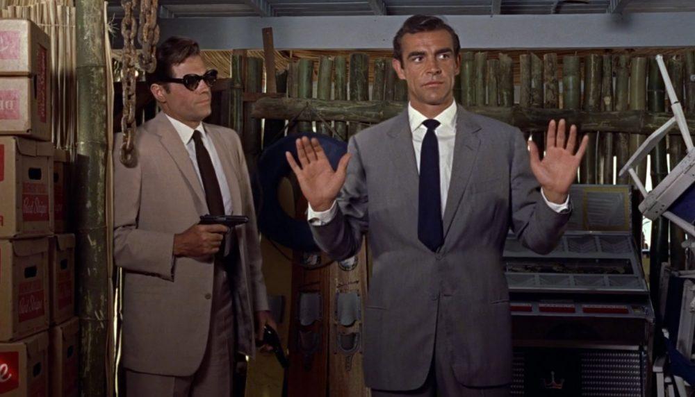 Top des films James Bond: Dr. No de Terence Young, 1962