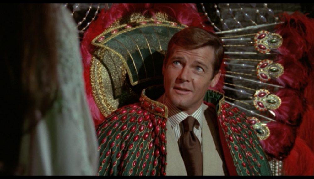 Top des films James Bond: Live and Let Die de Guy Hamilton, 1973