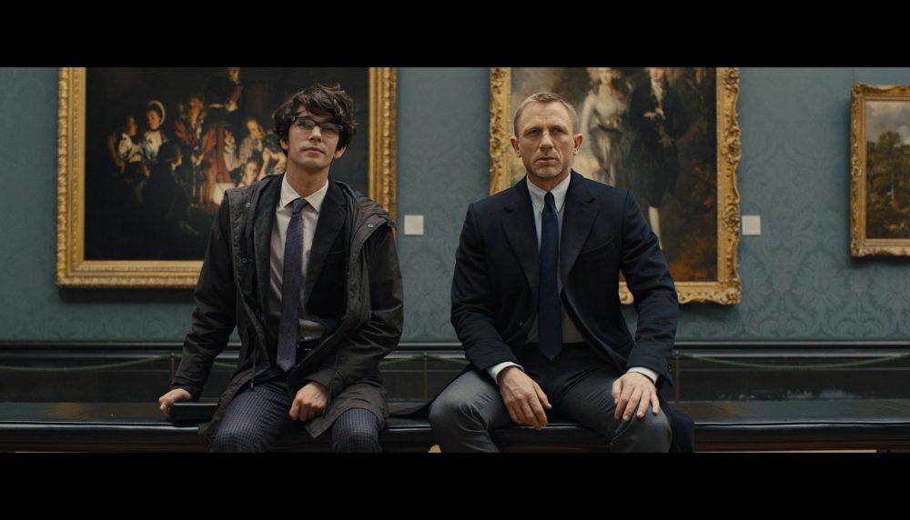 Top des films James Bond: Skyfall de Sam Mendes, 2012
