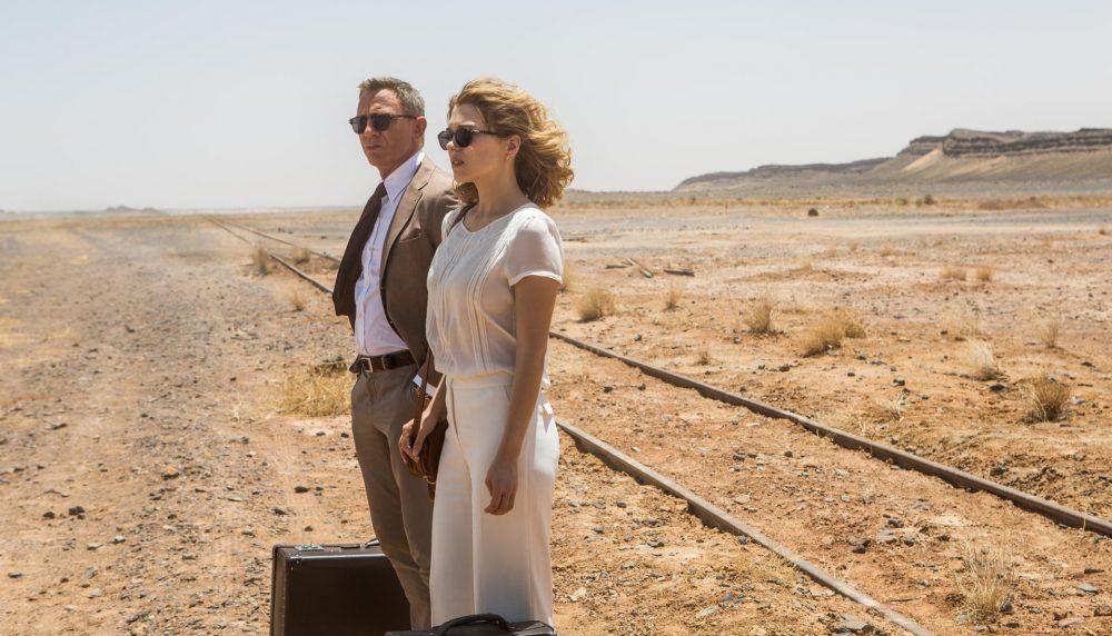 Top des films James Bond: Spectre de Sam Mendes, 2015