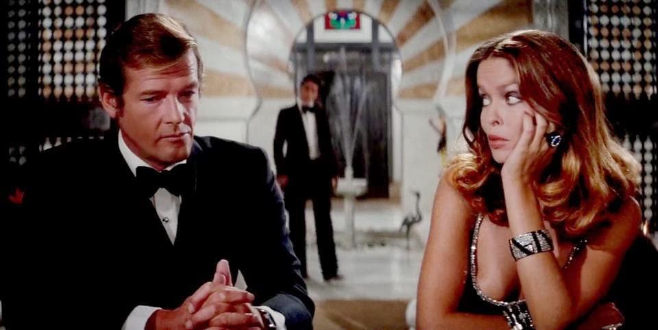 Top des films James Bond: The Spy Who Loved Me de Lewis Gilbert, 1977
