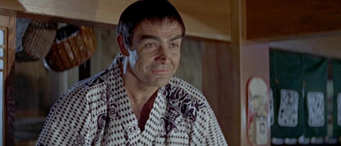 Top des films James Bond: You Only Live Twice de Lewis Gilbert, 1967