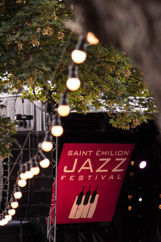 Photo d'ambiance du Saint-Émilion jazz Festival 2018