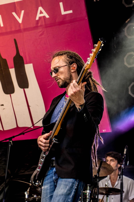 SHOB & Friends lors du Saint-Émilion jazz Festival 2018