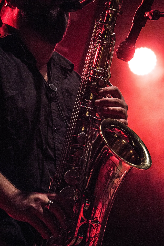 Tom Ibarra lors du Saint-Émilion jazz Festival 2018