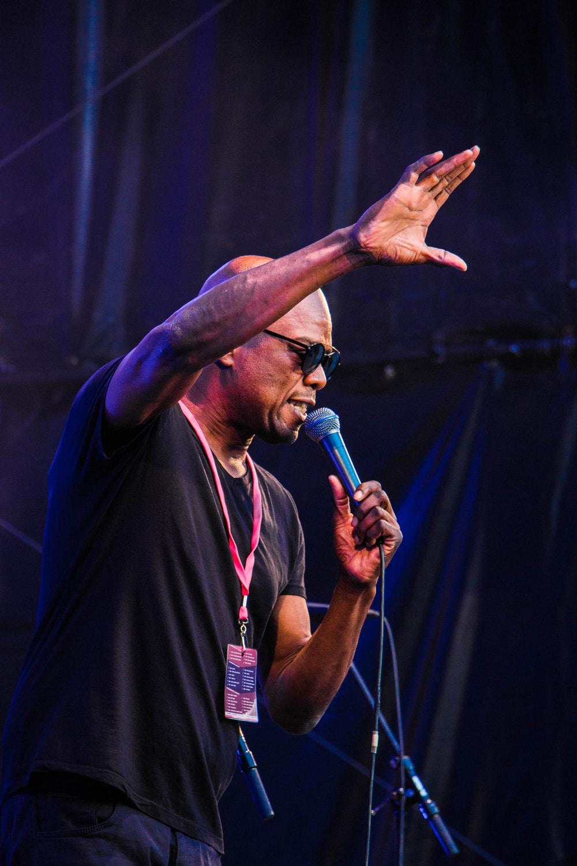 Vargas Blues Band lors du Saint-Émilion jazz Festival 2018